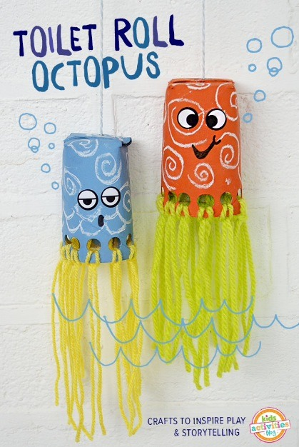 Here are the steps to reusing a toilet paper roll by transforming it into a fun craft!