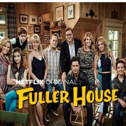 Fuller House is a sequel to the show we all know and love, Full House. DJ is now an adult with 3 sons, Jackson, who is the eldest, Max the middle child and Tommy the baby. However her husband died in a fire and her sister Stephanie, best friend Kimmy and Kimmy's daughter, Ramona move in to help.