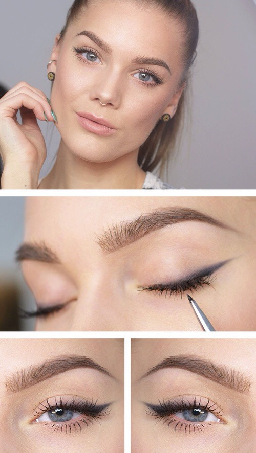 Simple Makeup For High School