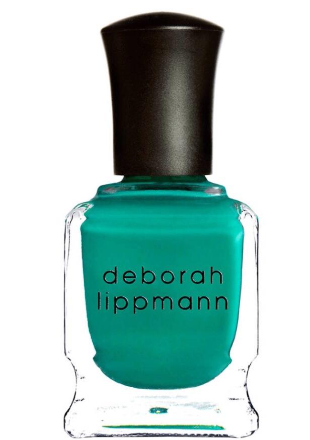 Deborah Lippmann nail polish in She Drives Me Crazy, $18, deborahlippmann.com