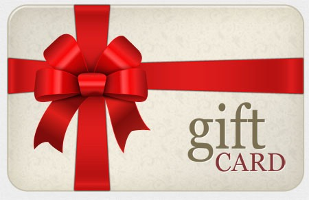 And when in doubt... A gift card