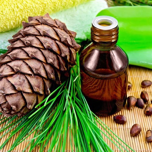 Cedarwood Essential Oilmuch likeseveral of the above oils is an astringent. As you can see, lots of the ingredients in this help tone and tighten skin to keep it youthful! It also helps with circulation and toxin removal.
