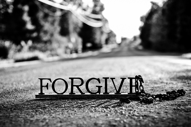 FORGIVE.. but never forget. Another step to moving on is to forgive that's how I moved on!:) but you don't have to forget all the great times you have enjoyed together and be thankful for the experience it makes you stronger and it is bringing you closer to your one true love!