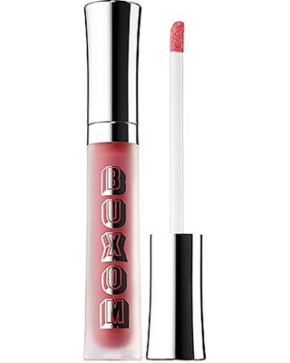 The buxom full on lip cream in rose julep is one of my favorite lip glosses/creams ever 😍 it isn't super tacky and your hair never gets stuck in it and it has a beautiful color/pigmentation. It claims to plump ur lips so it has a tingly feeling but it doesn't hurt I love it