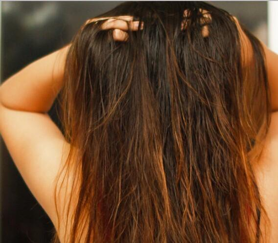 7 Brush out your hair and use a detangling mist (Schwartzkopf sprays work wonders on tangled hair, you can find them at your local drugstore)
