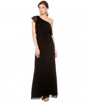 Joanna August 8th Ave One Shoulder Gown.