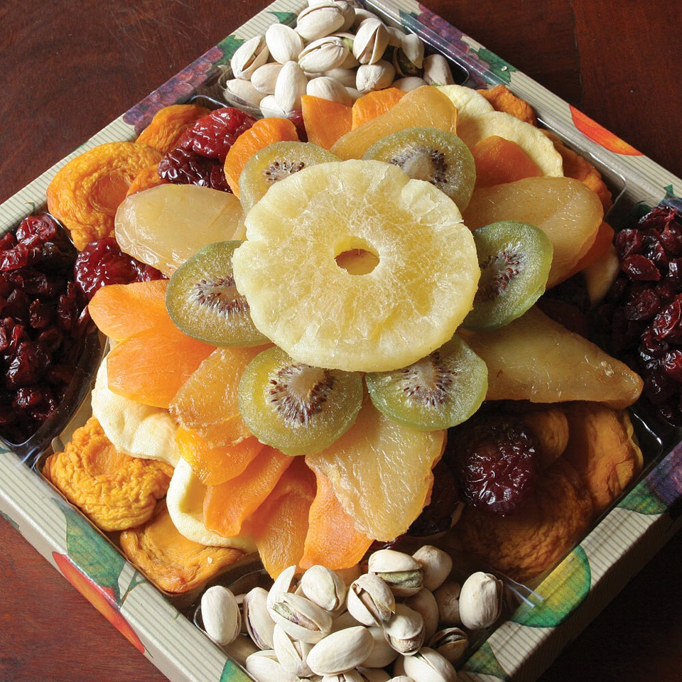 10. Dried fruit: it is often high in sugar, especially the cranberries and cherries. When you eat 20 dried apple rings like they're chips, you'll probably still be hungry, and you've just eaten the equivalent of several apples. Instead, just eat fruit. It's cheaper than the dried stuff, anyway.