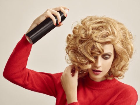HAIR PRODUCTS |What's the problem: There's a reasonJersey Shorecalled it the Smush Room: All kinds of body parts get smushedagainst each other during sex, & that includeshair.  Certain hair products can be the culprit. People get sweaty during sex & some of their hair products get on their face.
