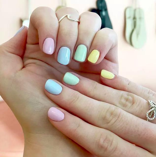 16 Happy Nail Art Designs That'll Boost Your Mood By Sarah