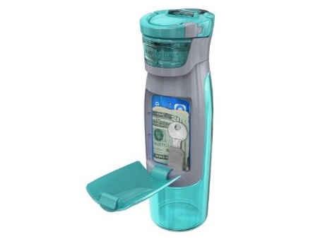 10. Multitasking Storage Water Bottle