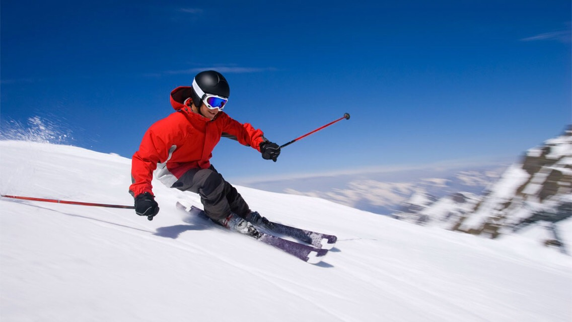 5. Skiing.  Any holidays near a mountain ? Go skiing ! You will work outyour full body !