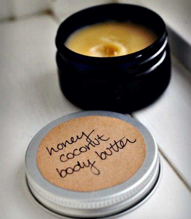 Honey Coconut Body Butter