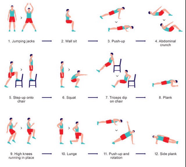 Lose weight and tone legs image 9