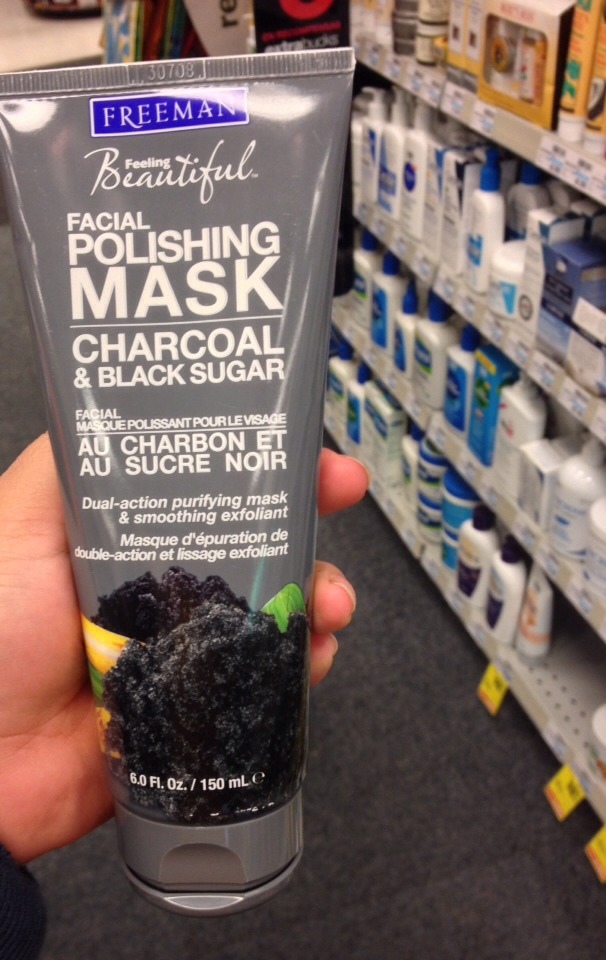 First, naturally purifying activated charcoal helps absorb oil and impurities without over-drying. Then, black sugar helps exfoliate away dulling skin cells for softness and clarity. Perfect for all skin types. Not tested on animals.  You can purchase this at cvs or walmart! Use Moisturizer after!!!