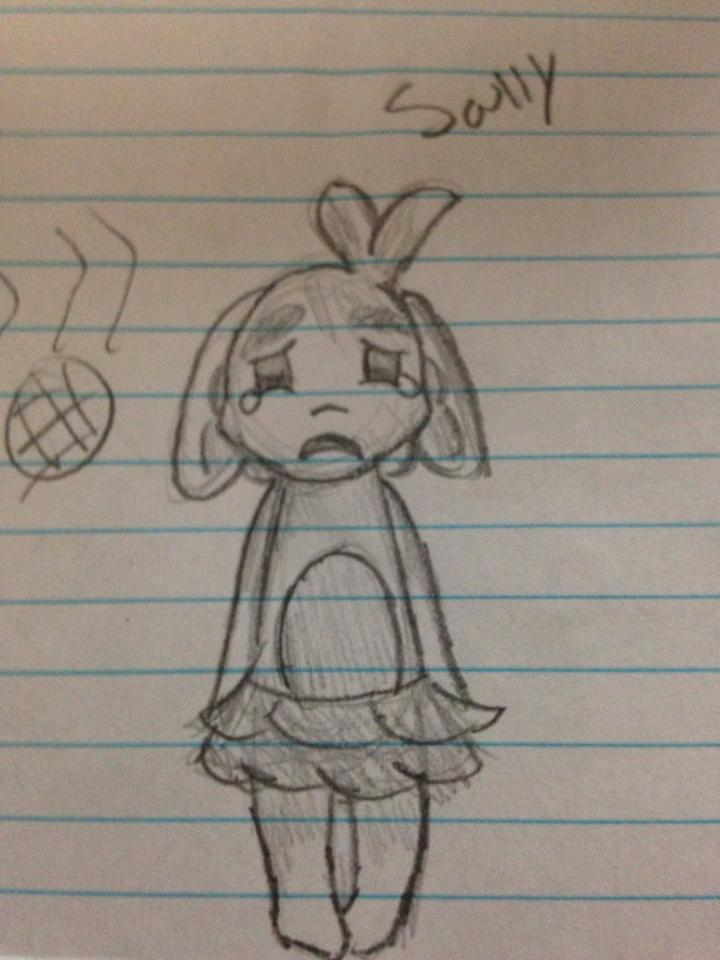 (I Drew this)  2) If you don't know what to draw you can look for inspiration, but if you find drawings you like and decide to draw them DO NOT claim them as your own!