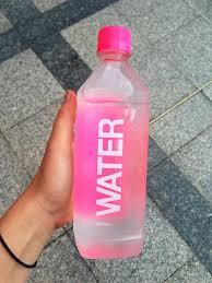 Drink a lot of water!
