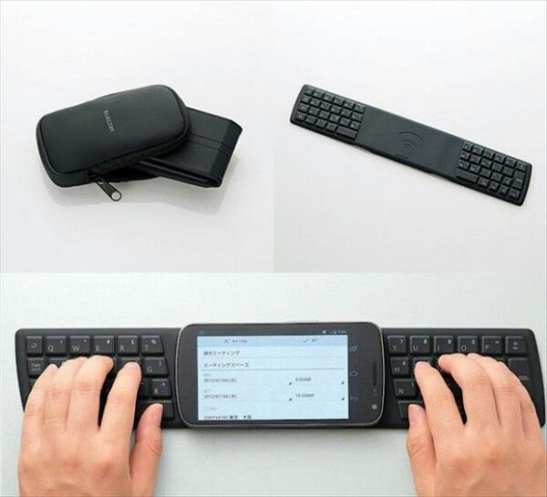 Portable Keyboard for Your Smartphone