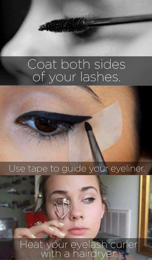 Head on over to:  http://www.buzzfeed.com/smashbox/13-makeup-tips-no-one-told-you-about