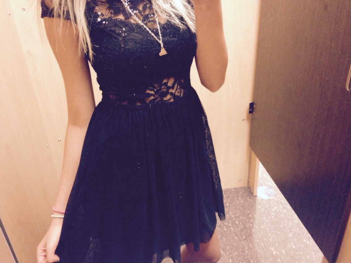 This is my dress I got from Ross for only $20