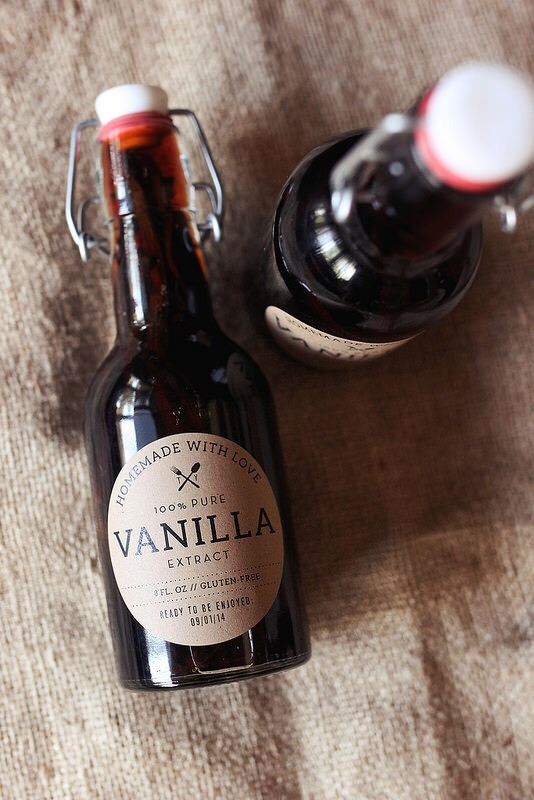 How-to Make Homemade Vanilla Extract: makes four 8-ounce bottles ✨What you need✨  • 1 quart certified gluten-free vodka • 1/4 pound 100% certified organic grade 1 extract vanilla beans • 4 8-ounce glass containers