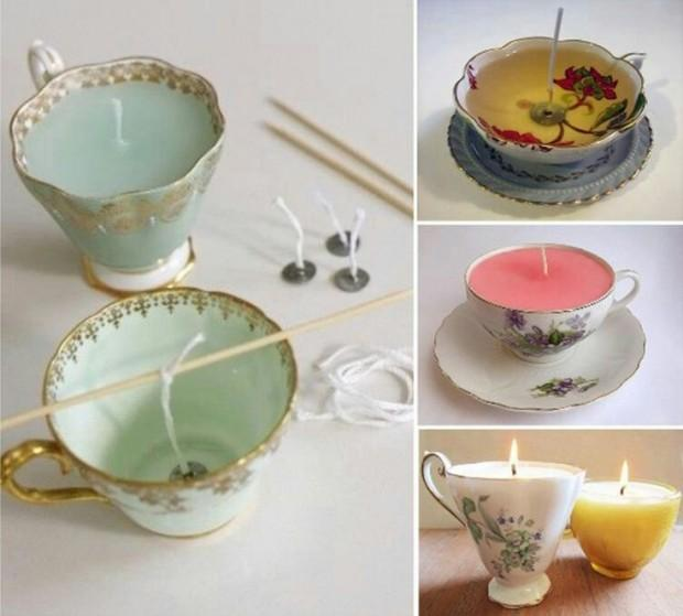 Love DIY Projects? Love Candles? You'll love these Ideas!