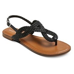 If you choose a summery style dress or have an occasion that may be on the beach (for instance) it could be awkward to wear closed toe shoes, so why not go for some sandals? Thenyou could show off your newly painted toenails!