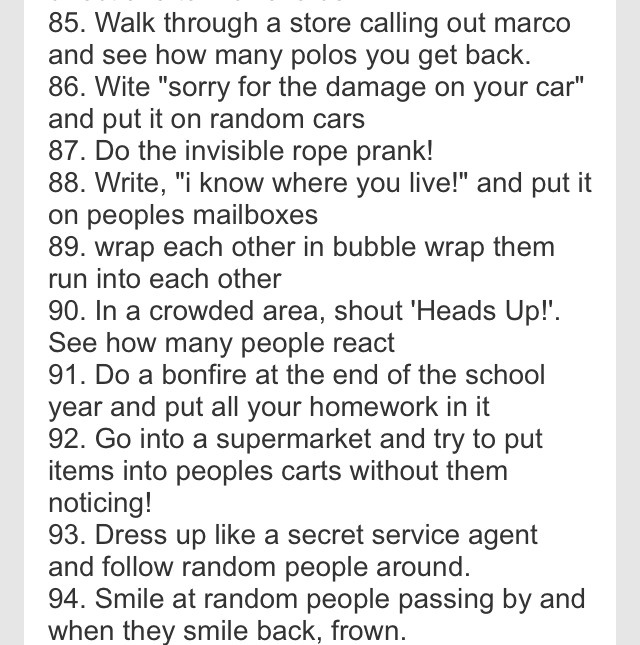 100 Crazy Things To Do With Your Best Friend! 👭👯💕 - Musely