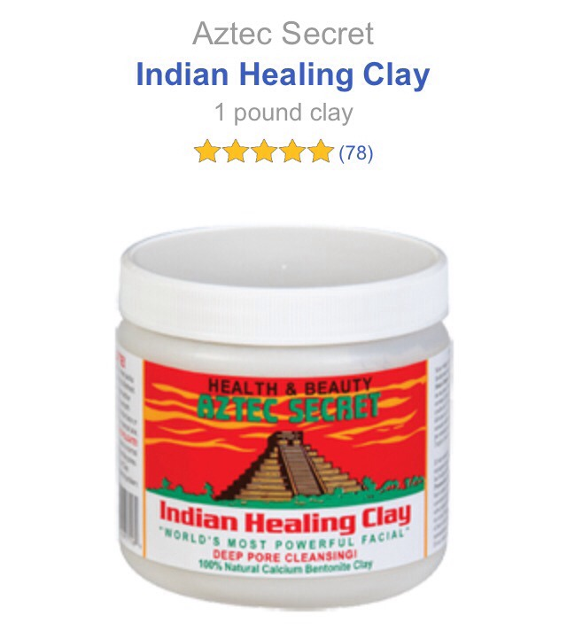 My go-to detox mask has always been the all powerful bentonite clay mask. It's one of the only masks I use that is somewhat uncomfortable to wear but it's extraordinary  benefits definitely outweigh any tightness or redness.