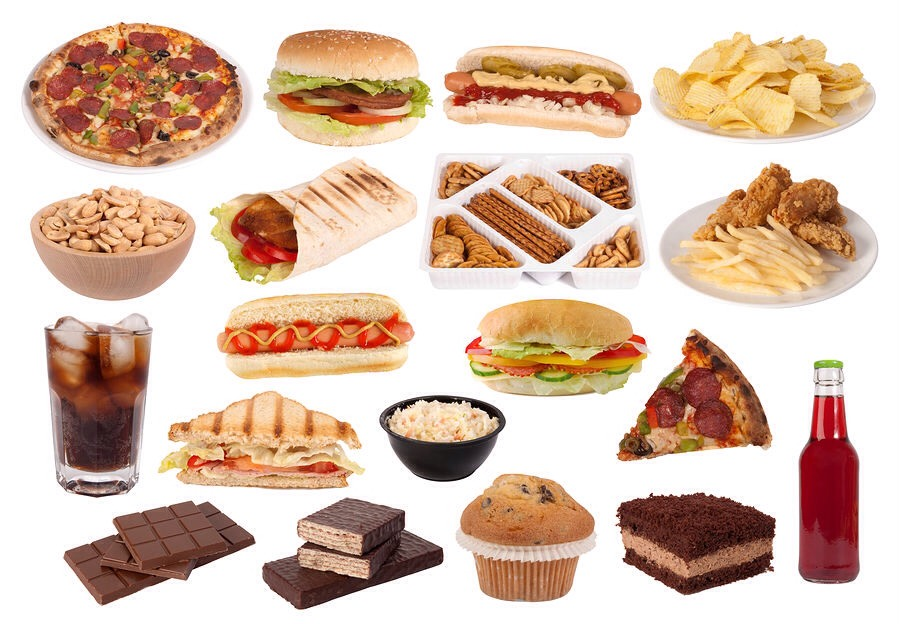 Take junk food but not lots because ur tummy can hurt