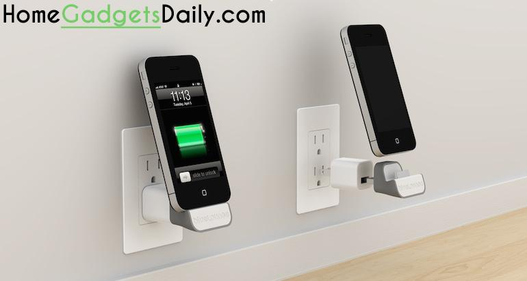 The Bluelounge Minidock Charger Link: http://homegadgetsdaily.com/the-bluelounge-minidock-charger-fancy-gadget/