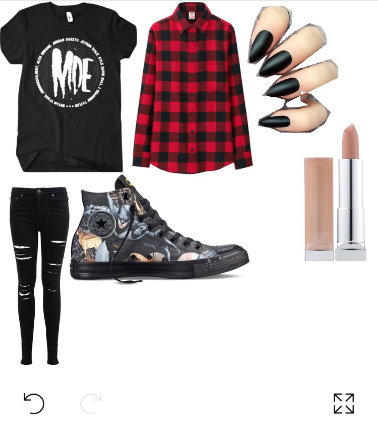 MY Digital Escape outfit