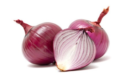 Cut your onion into cubes and throw in a pan to sweat