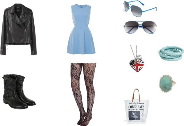This is another outfit that Bay Kennish would wear.