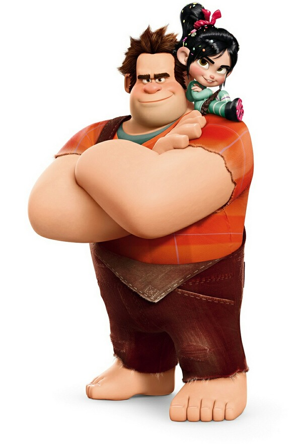 Development of Wreck-It Ralph started in the 1980s. The film was almost called High Score and Joe Jump.
