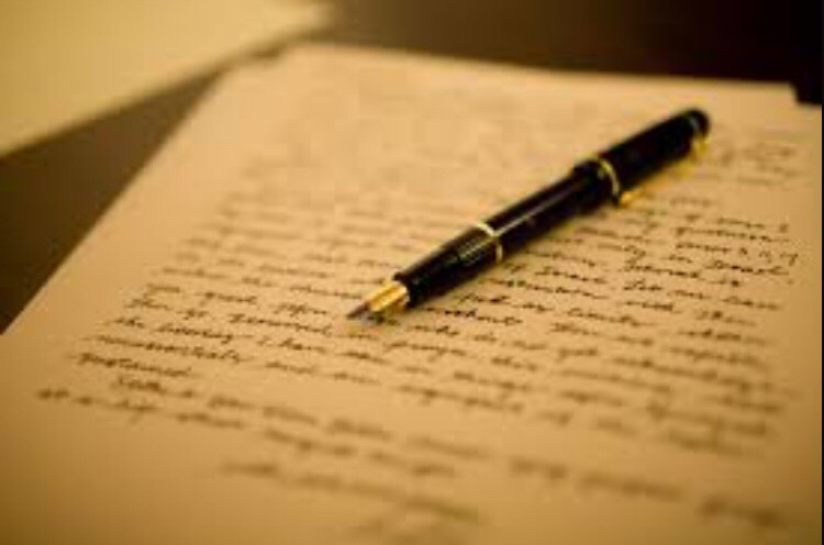 Write - Write a letter to a family member you haven't talked to in a long time. Or write a story, script, poem, song, etc.