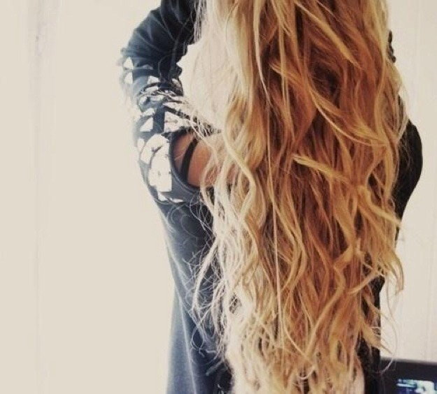 Make sure you have damp, brushed hair before beginning any of the following tutorials, or the end result may not be as good as you are hoping
