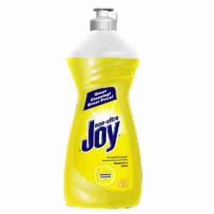 2 cups of regular strength Joy Dish Soap