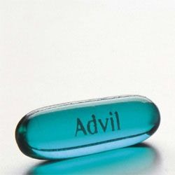 1.) Take 1 Advil Liquid Gel capsule and with a safety pin or something sharp, pop a hole through the capsule