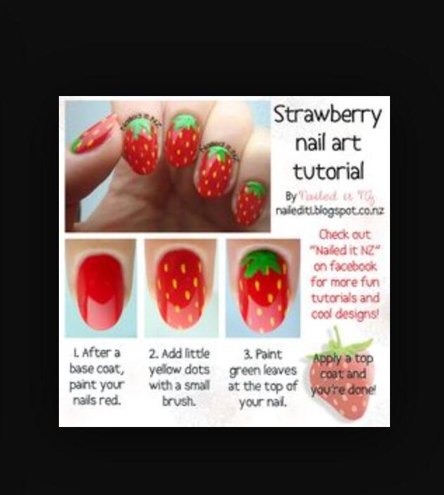 Strawberries!  🍓