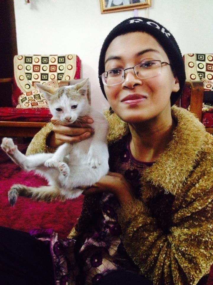 this is me n mine kitten GUTUTU