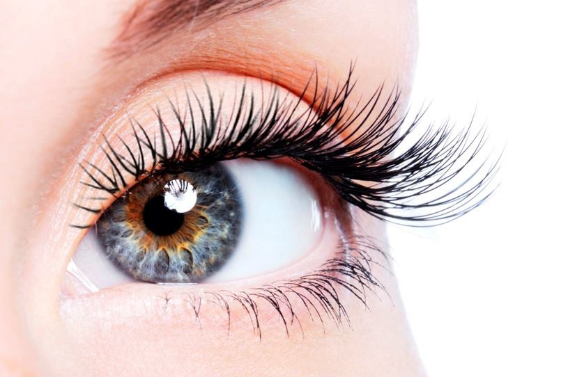 Rub Vaseline into your eyelashes everyday to help them grow longer and thicker.