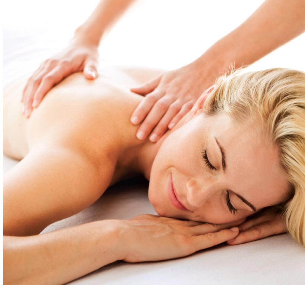 Massage: massage with baby powder. Do it!