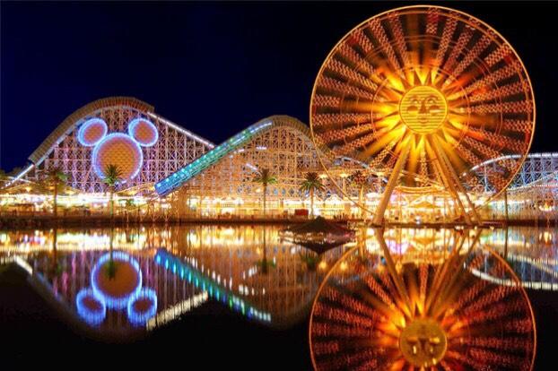 Go to an amusement park.