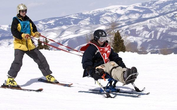 4. Sledding, Skiing, Snowboarding (winter sports)