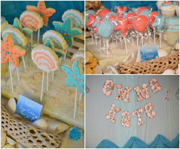 make more cute desserts with candy for the favor bags.