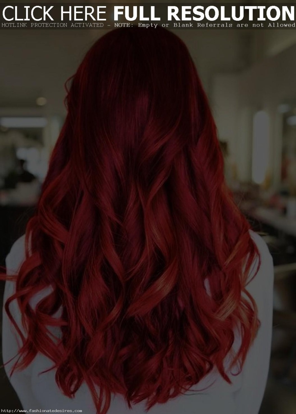 It may look amazing ! But dying your hair can be not only expensive but hair ruining and regretful ! Use a natural one or even better, just honey or lemon to lightly lighten up your hair !