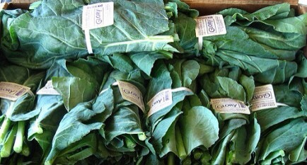 Collard Greens  Why They're Important: Collard greens are high in iron, and many pregnant women lack enough iron.