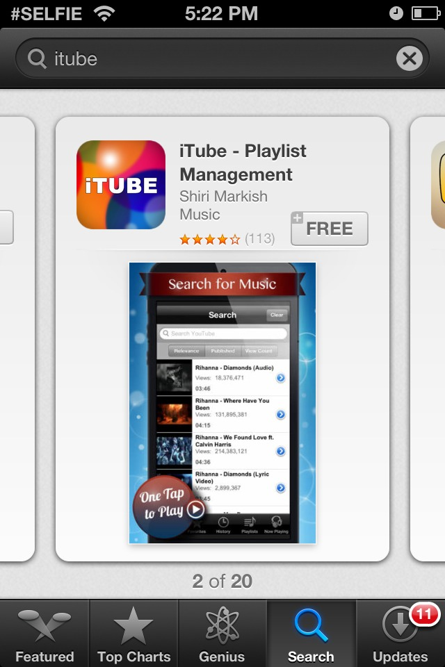 Free itube music download for iphone