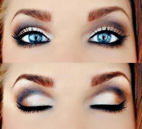 Eyeshadow For Blue And/or Green Eyes