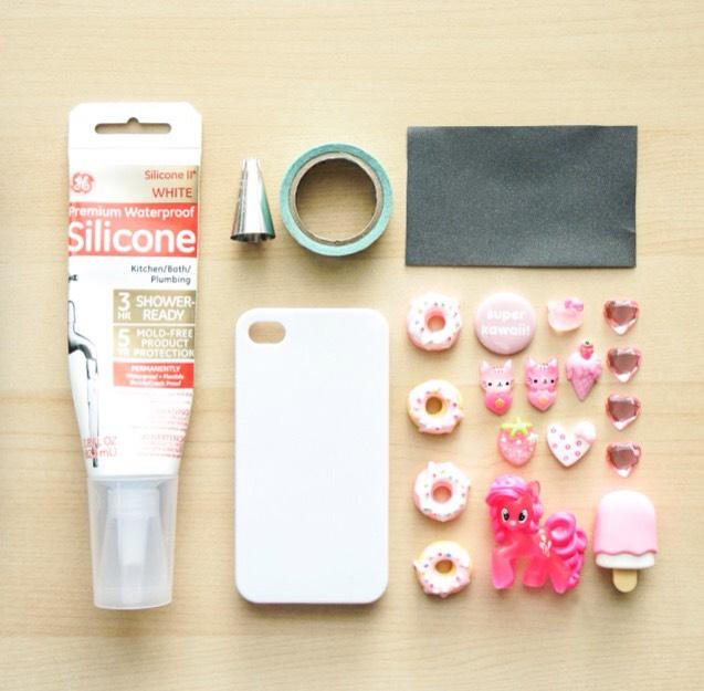 12. 3D sticker phone case